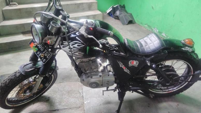 Suzuki Thunder Rasa Harley-Davidson