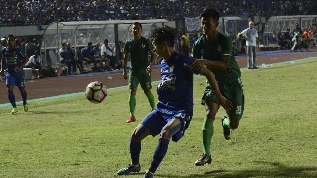 Persib Kalah, Mario Gomez Sebut Para Pemainnya Sudah Kerja Keras