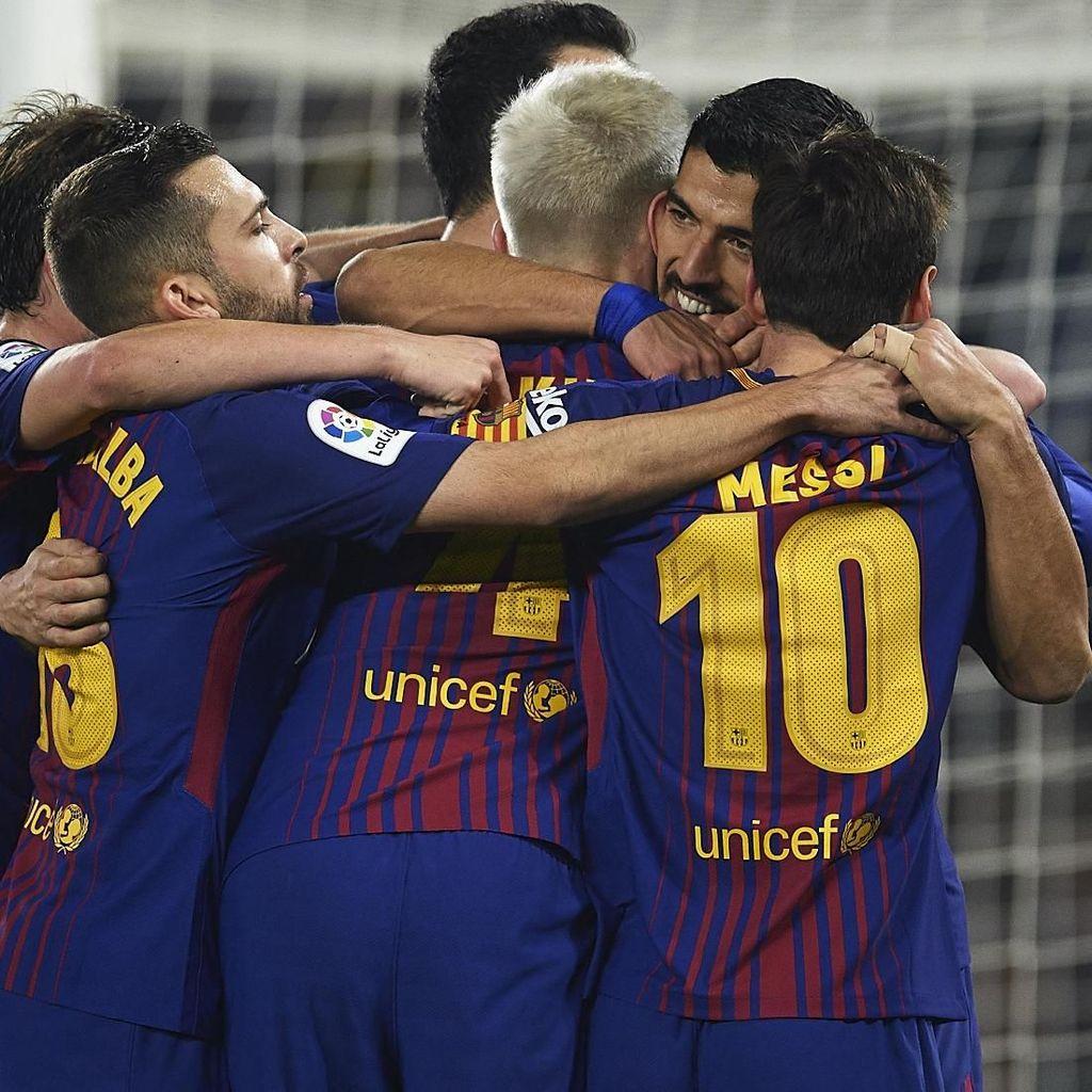 Valverde: Liga Takkan Terasa Membosankan bagi Barca