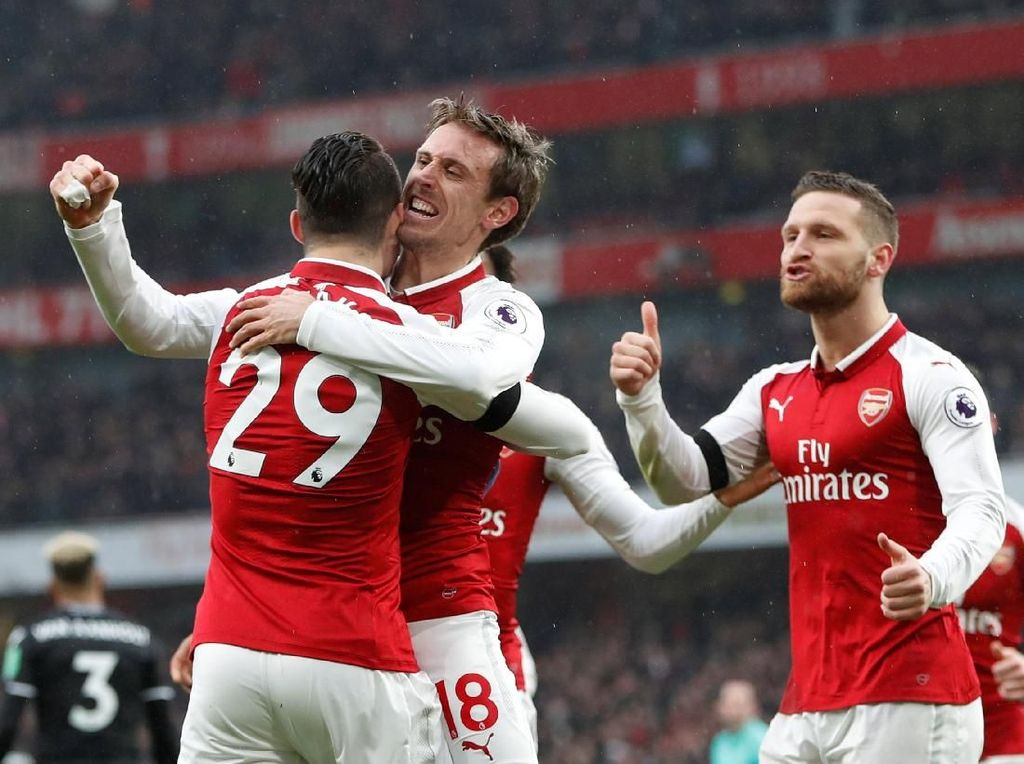 Ini yang Dilakukan Arsenal untuk Keluar dari Periode Sulit