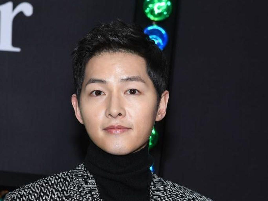 Akhirnya Punya Rumah Baru, Song Joong Ki Langsung Ambil Proyek Film