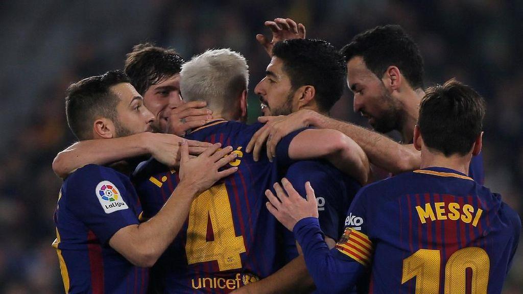 Kemenangan Besar Buah Kesabaran Barcelona