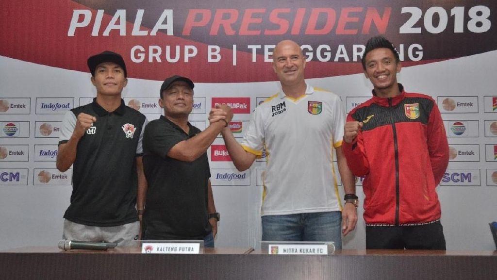 Mitra Kukar Incar Kemenangan Kedua di Piala Presiden