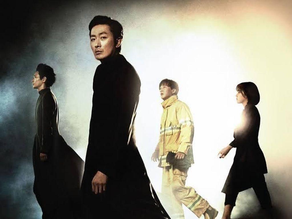 Deretan Film Aksi Korea yang Tak Kalah Keren dari Hollywood