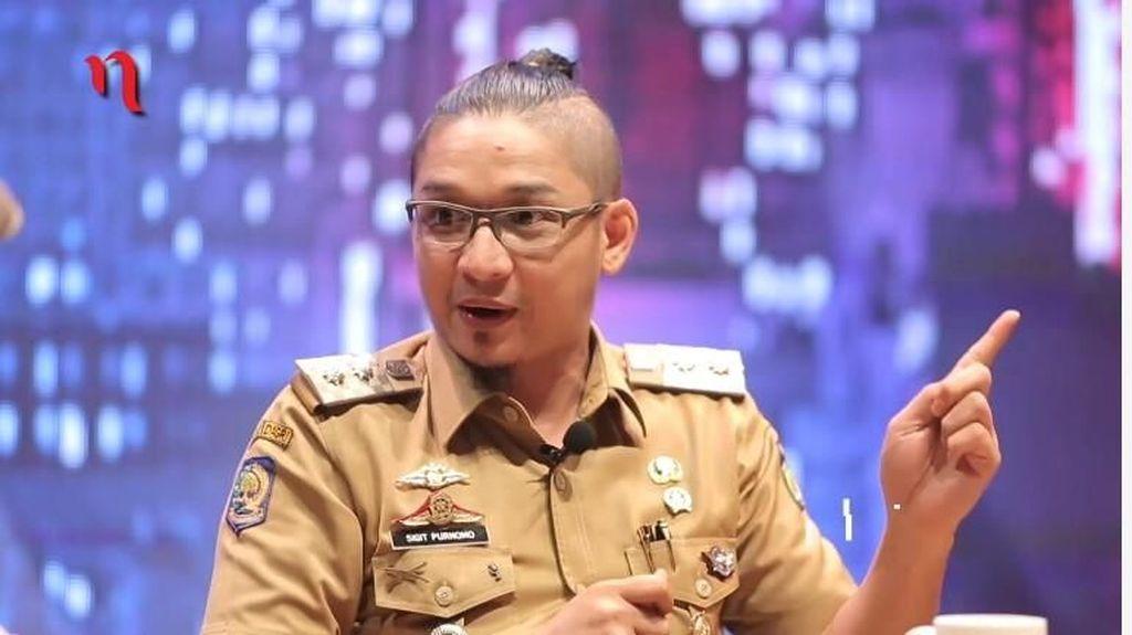 Gaya Rambut Pasha Ungu dari Ngeband Sampai Jadi Wakil Wali Kota