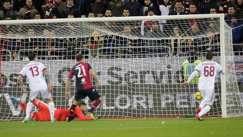 Gattuso Enggan Salahkan Donnarumma atas Gol Cagliari