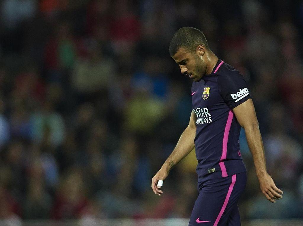 Rafinha Diincar Inter Lagi, Barcelona: Dia Bertahan di Camp Nou