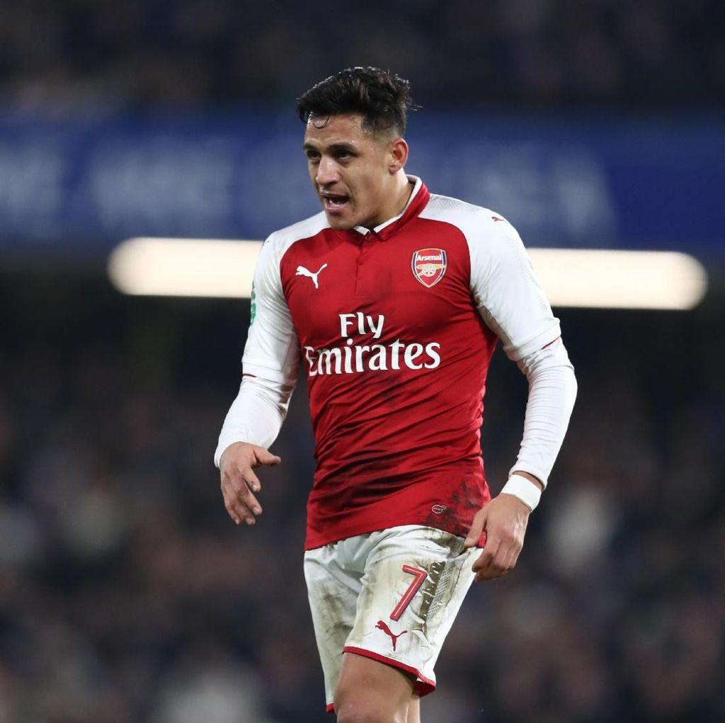Dapat Mkhitaryan, Cara Arsenal Tangani Sanchez Tetap Dinilai Buruk