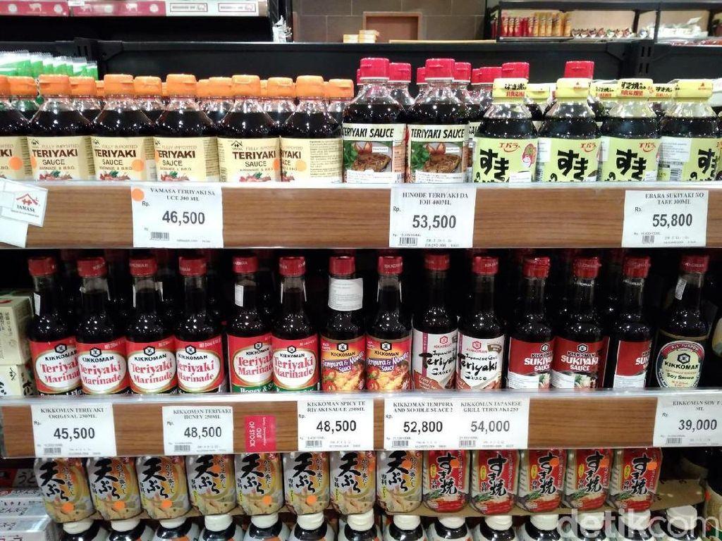 10 Produk Unik dan Spesial yang Hanya Ada di Supermarket Jepang Ini