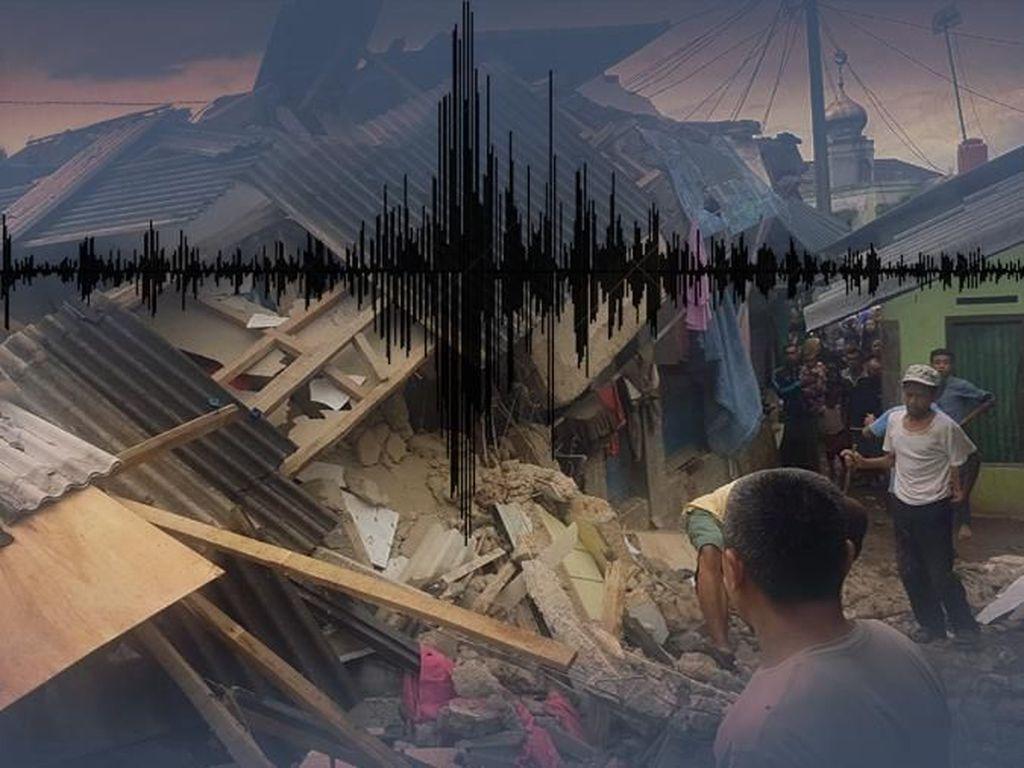 Frekuensi Gempa Susulan Menurun, BMKG: Warga Tak Perlu Khawatir