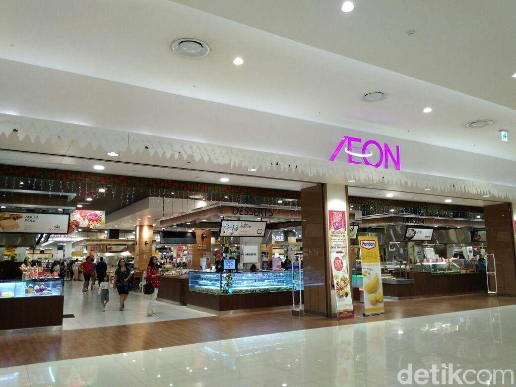 Sentul City Jual AEON Mall, Duitnya buat Bayar Utang Bank Rp 900 M