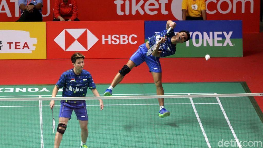Tontowi/Liliyana Melaju ke Babak Kedua Indonesia Masters 2018