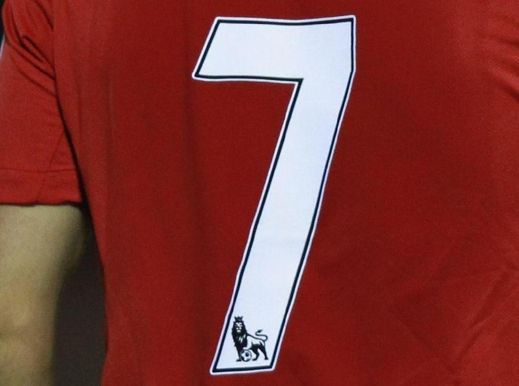 Foto: Para Pemain Nomor 7 di MU pada Era Premier League