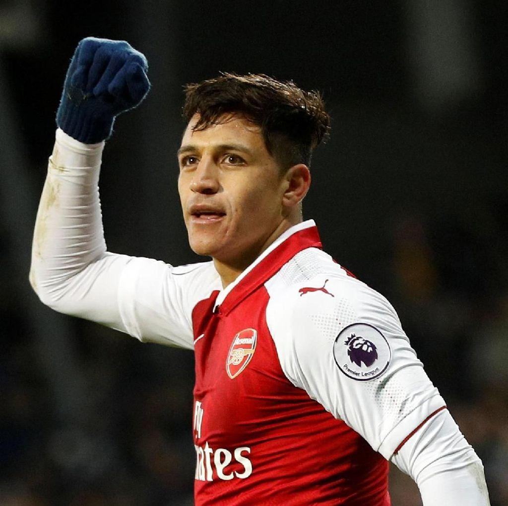 Sanchez: Terima Kasih untuk Segalanya, Arsenal!