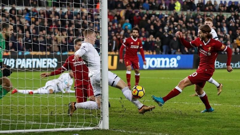 Liverpool seperti Mobil F1 yang Terjebak Macet