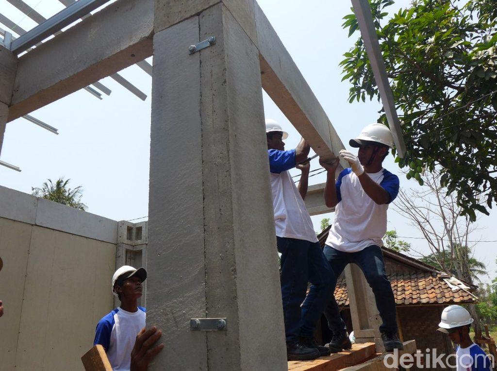 Indonesia Ternyata Punya Rumah Anti Gempa, Ada di Mana Saja?