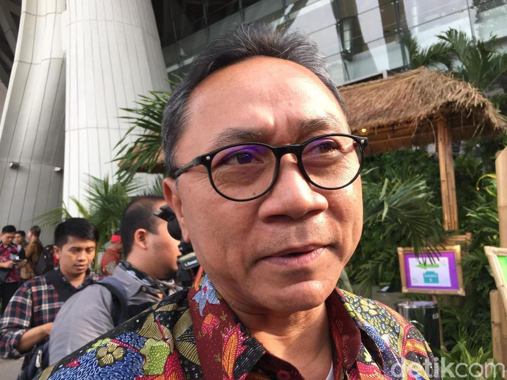 Anies Dicegah Paspampres, Ketua MPR: Mungkin SC Piala Presiden Lupa