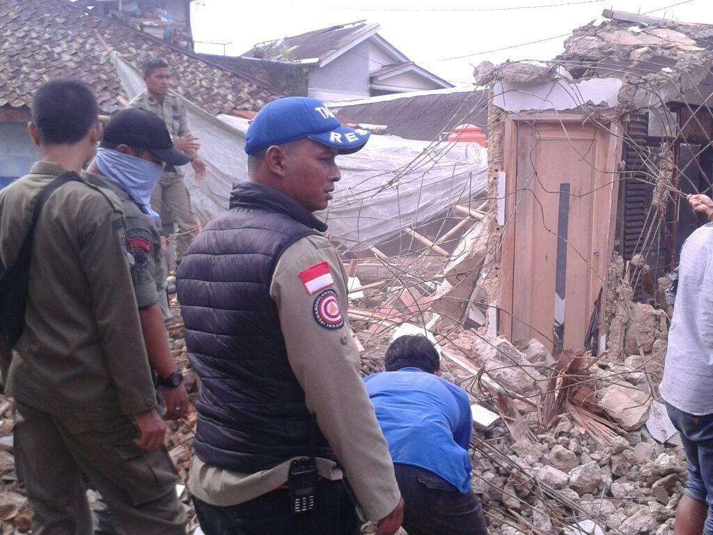 Titik-titik Gempa Teraktual: Dari Jakarta hingga Alaska