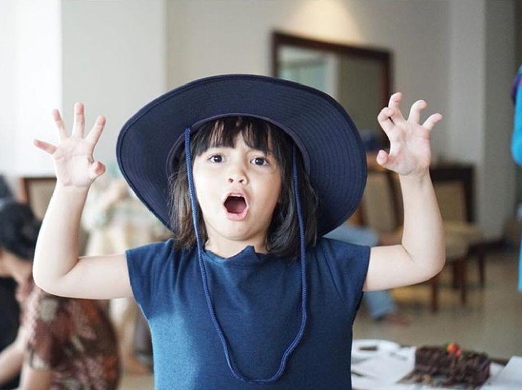 Nggak Balita Lagi, Sienna, Putri Kecil Marshanda Ini Kian Cantik