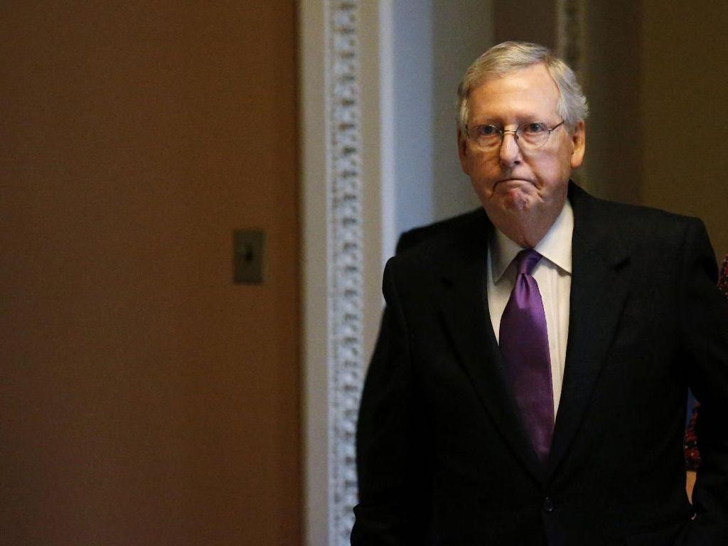 Trump Serang Senator Senior Republikan yang Mengkritiknya