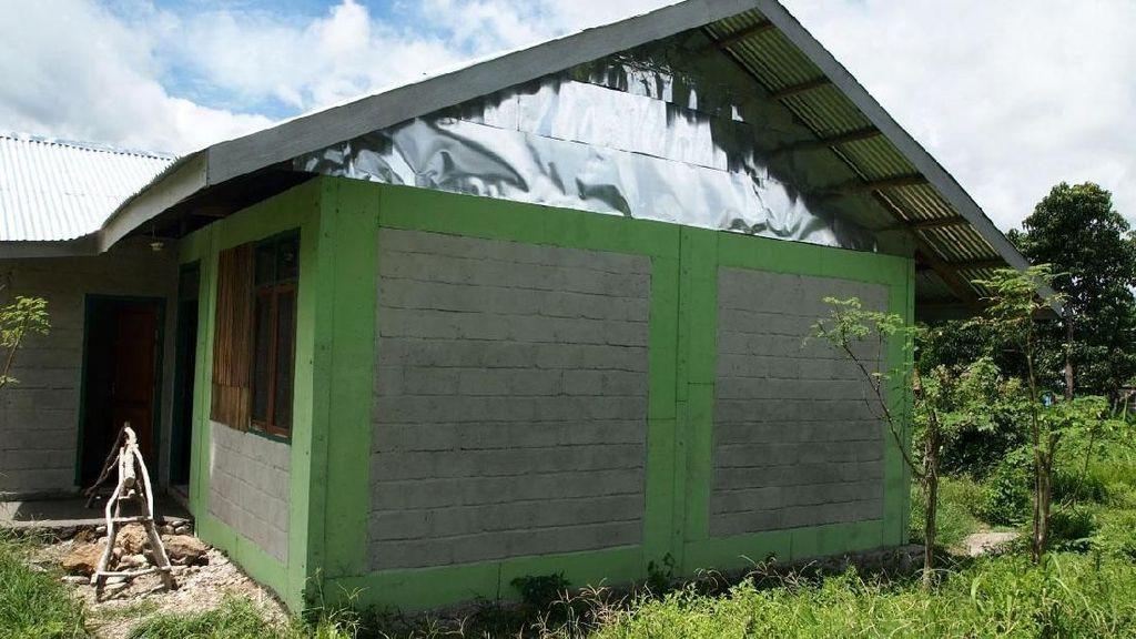 PUPR Gandeng Kadin Pasok Material Rumah Tahan Gempa di Lombok