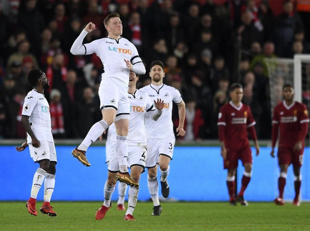 Liverpool Sudah, Swansea Kini Membidik Arsenal
