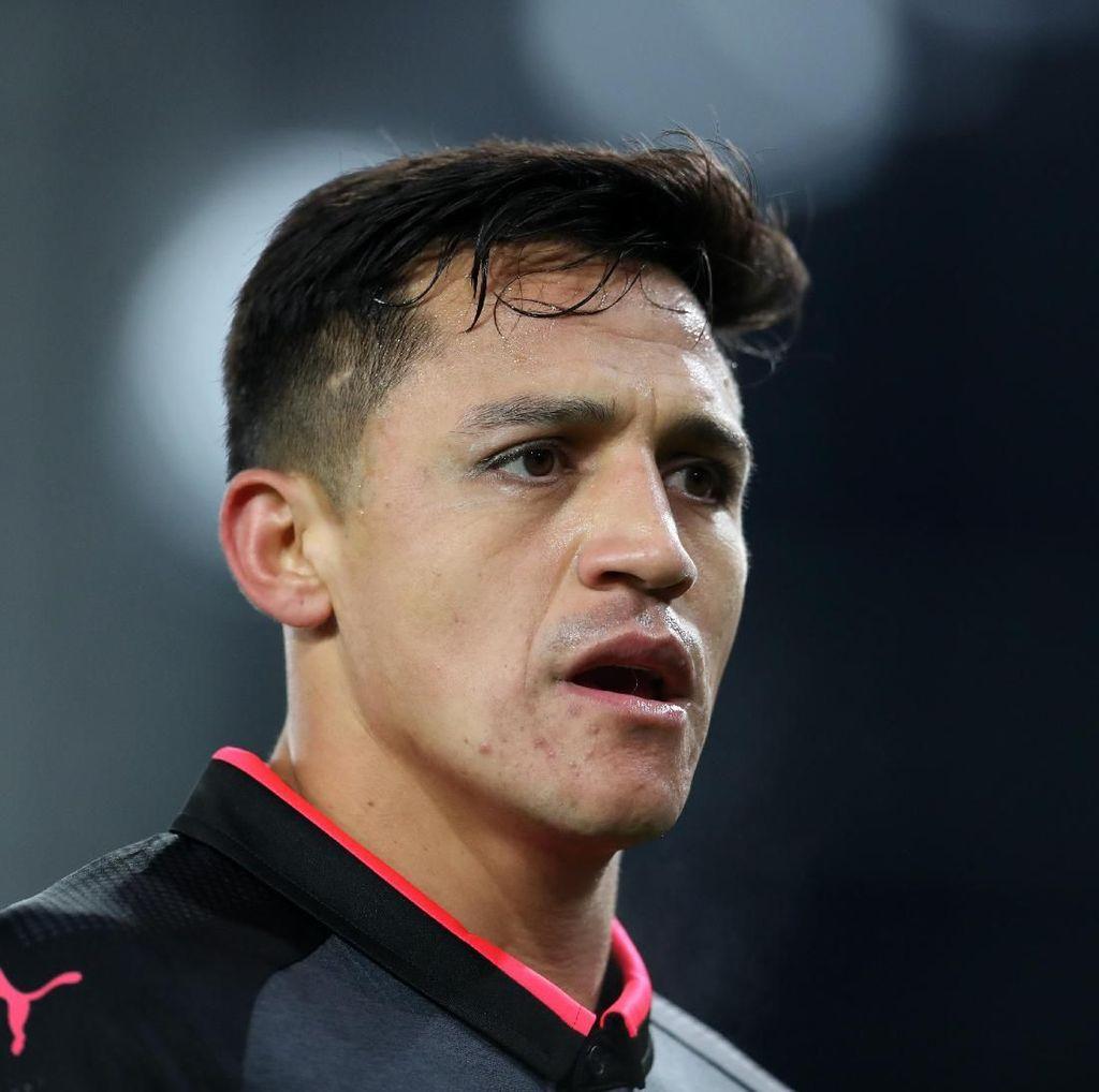 Alexis Sanchez Jelas Akan Bikin Mourinho Pusing