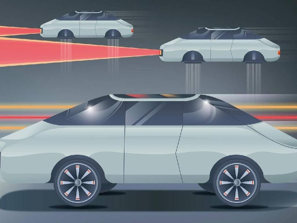 Ini Hasilnya Kalau Bocah 11 Tahun Desain Mobil Masa Depan