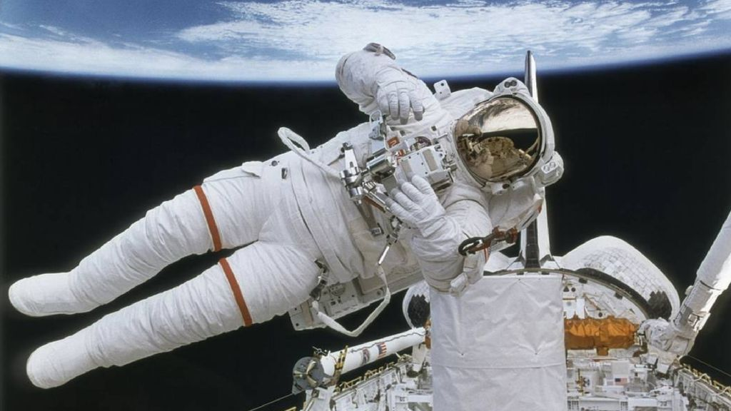 Foto: Para Astronot NASA yang Gagal Terbang ke Luar Angkasa