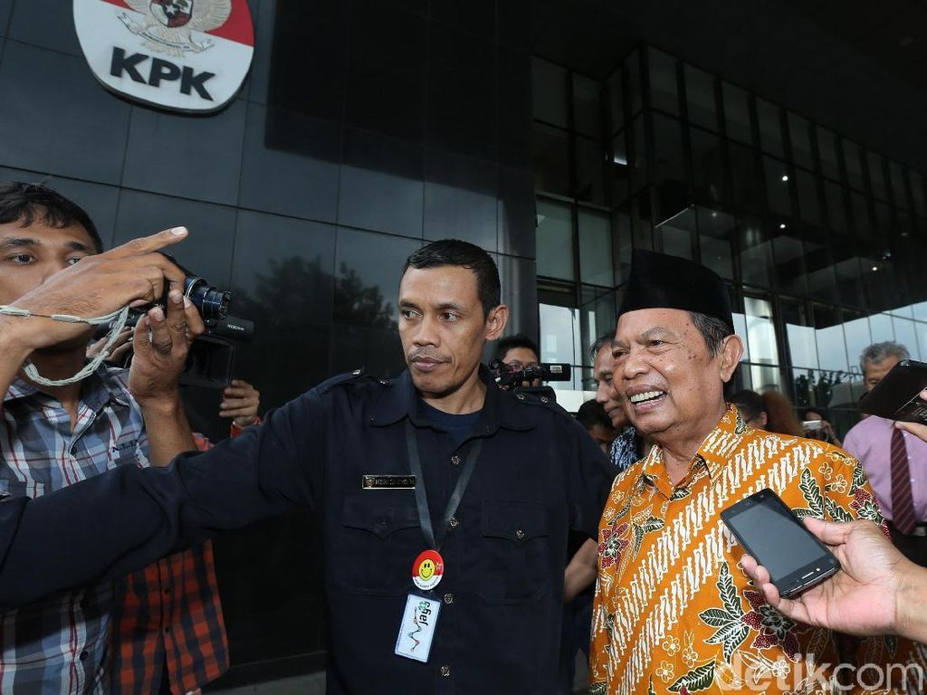 Eks Wali Kota Mojokerto yang Dibui di Lapas Porong Meninggal Positif COVID-19
