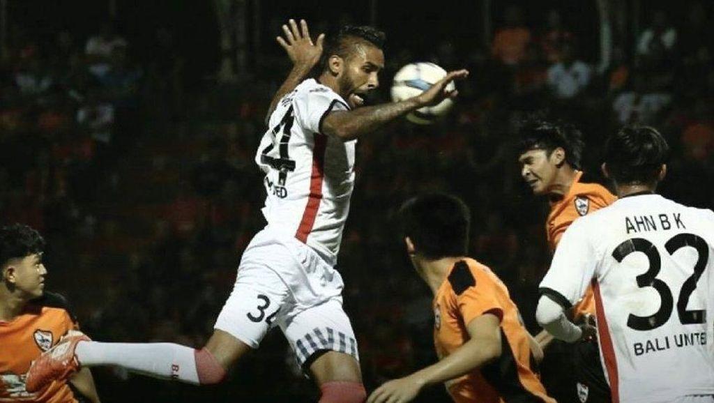 Bali United Disingkirkan Chiangrai United