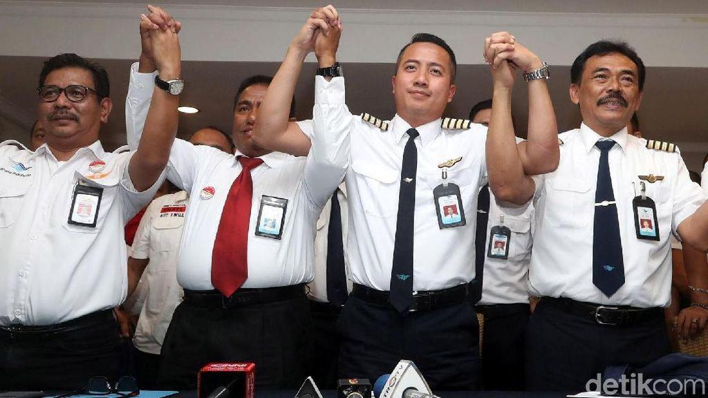 Serikat Pekerja Dukung Pembenahan Internal Garuda