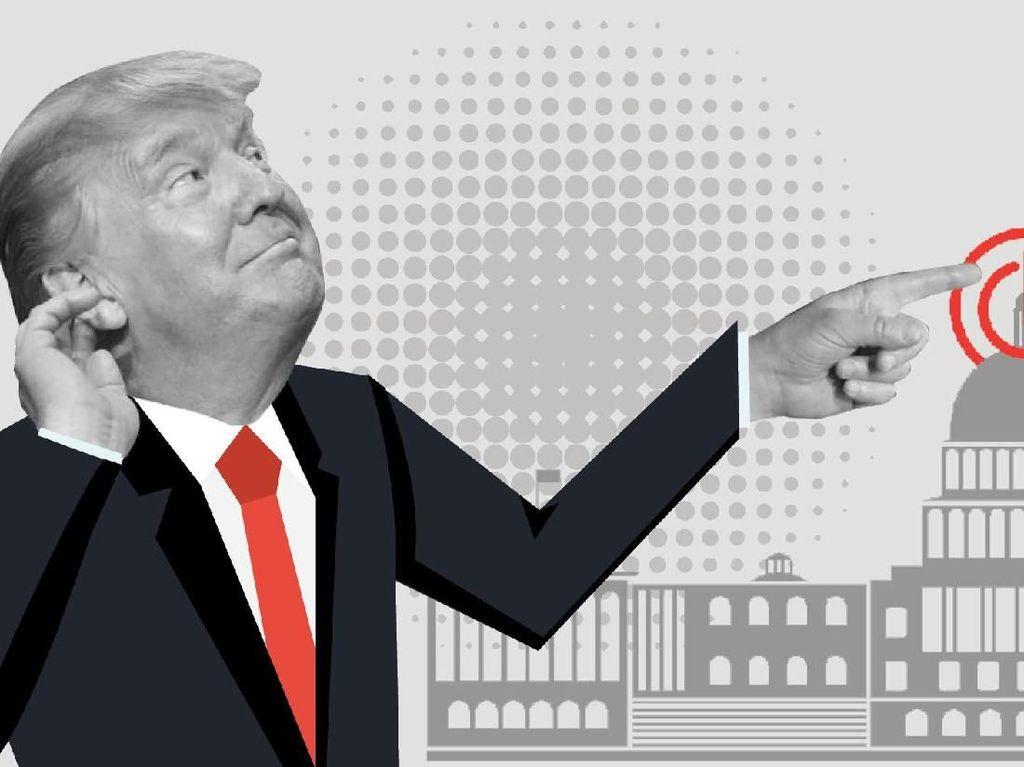 Andai Shutdown Amerika Serikat Tak Berakhir