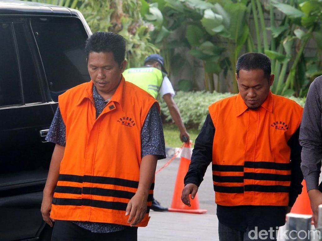 KPK Eksekusi Perantara Suap Bupati HST ke LP Banjar Baru Kalsel