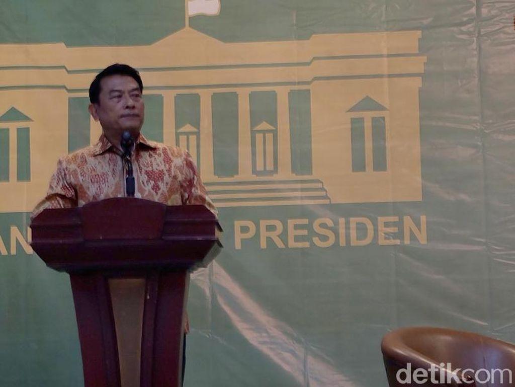 Curhat Moeldoko saat Jadi Panglima: Kalau TNI Berpolitik, Saya Gorok