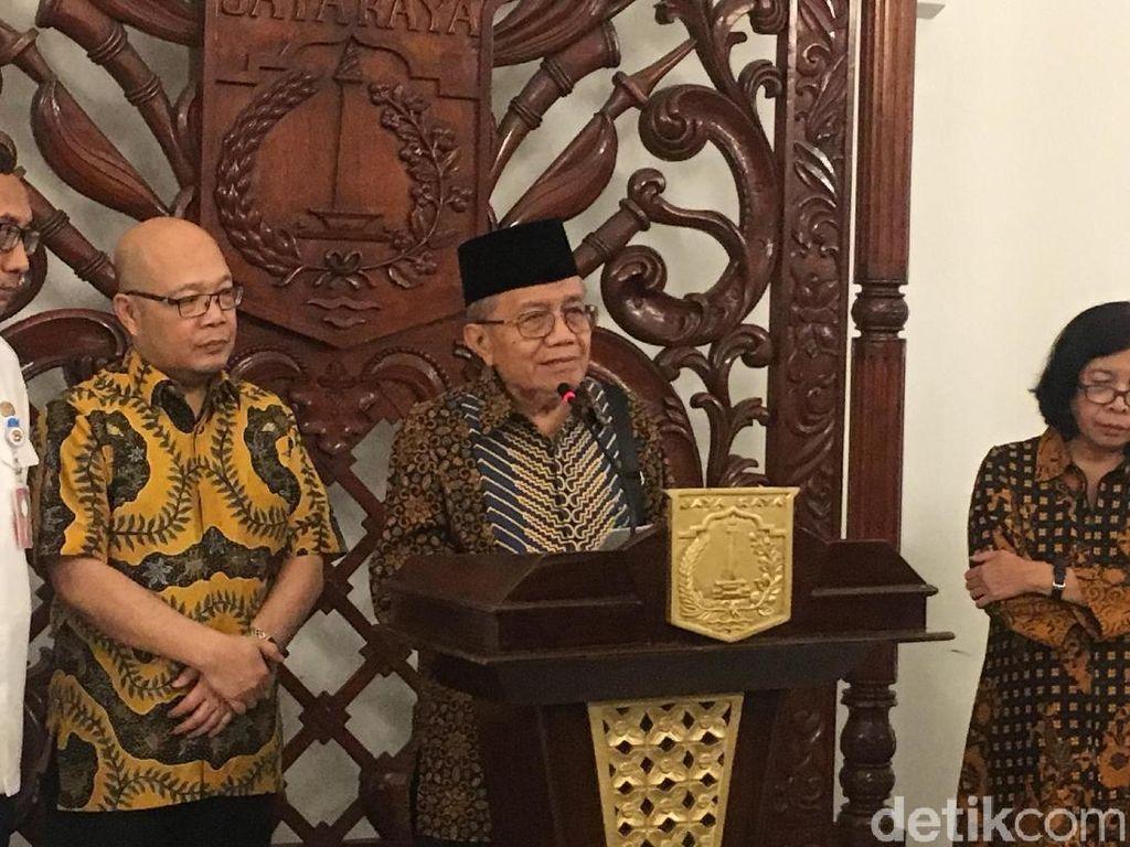 100 Hari Kerja, Anies Beri Napas Baru Buat Yayasan PDS HB Jassin