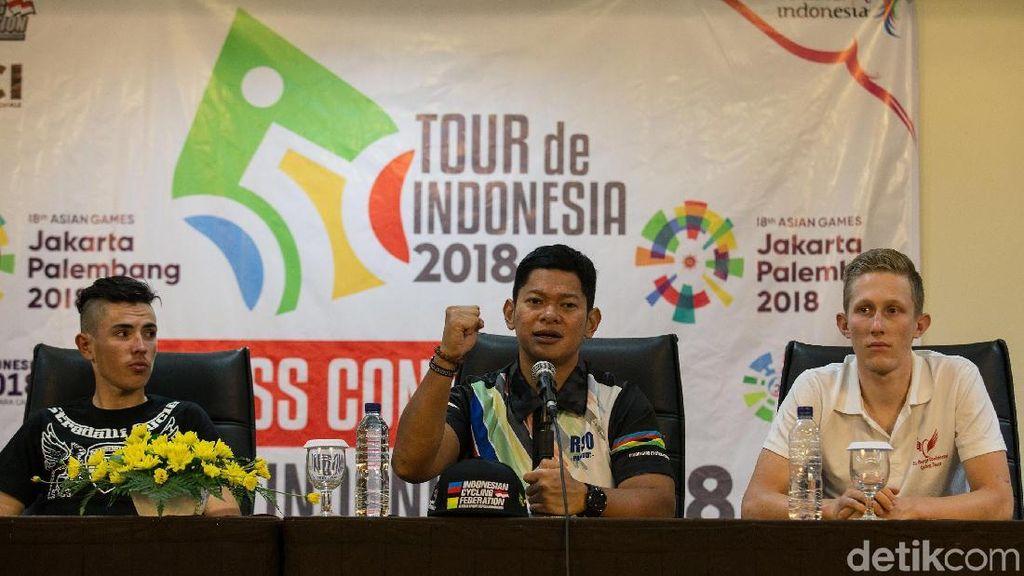 Bangun dari Tidur Panjang, Tour de Indonesia Naik Level