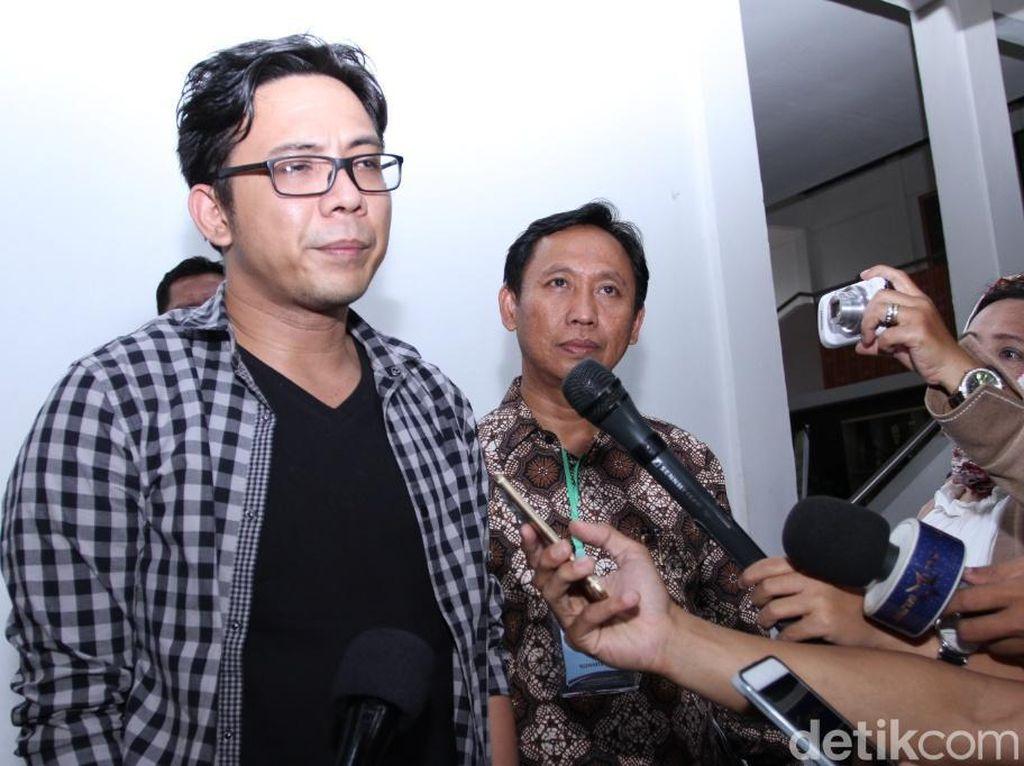 David Sangkal Tuduhan KDRT pada Gracia Indri