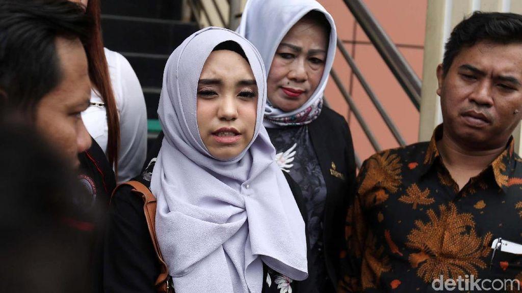 Salmafina Sunan Diduga Kabur dari Rumah karena Dipukul?