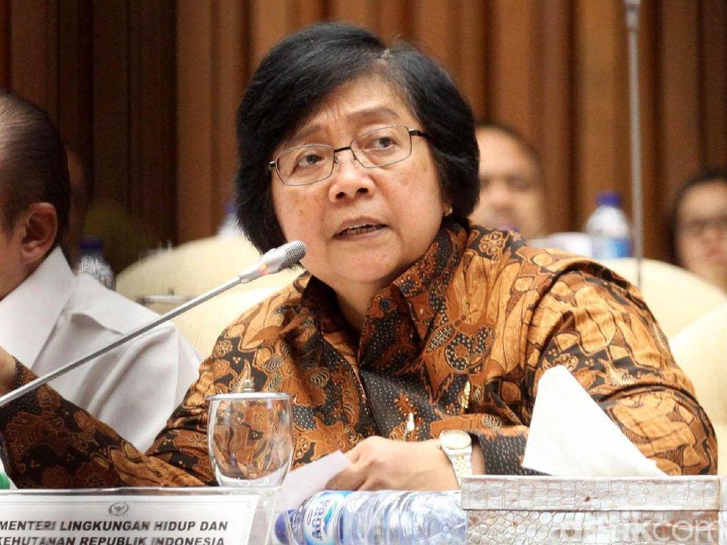 Menteri LHK: Ada 4 Indikasi Pencemaran Citarum oleh Pabrik