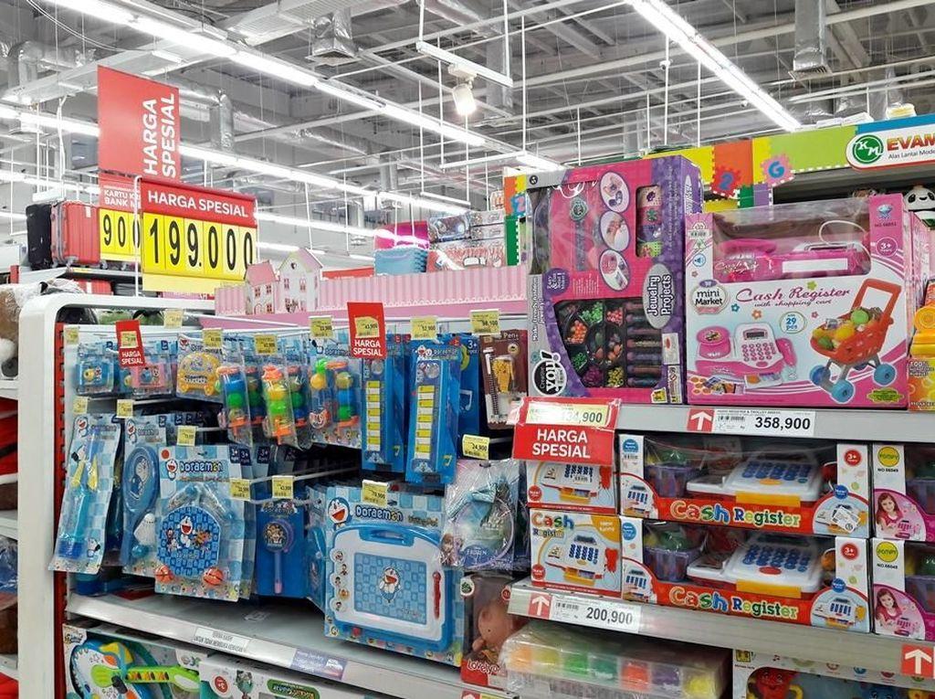 Ceriakan Si Kecil dengan Diskon Mainan hingga 70% di Transmart