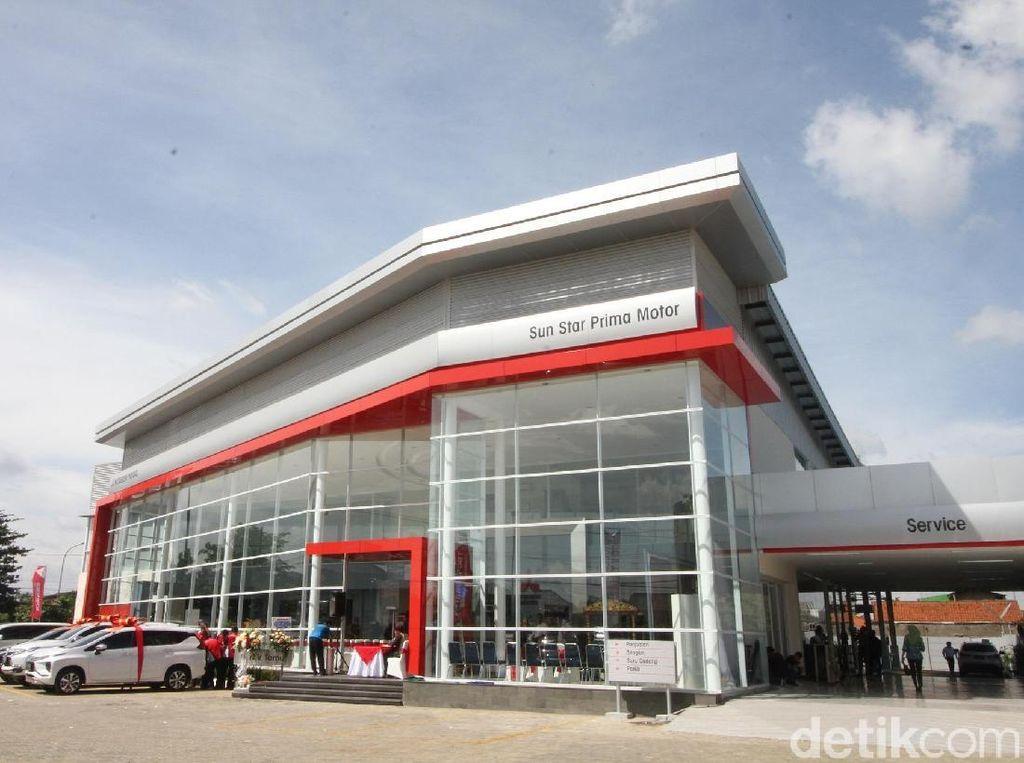 40 Persen Mobil Mitsubishi Terjual di Jabodetabek