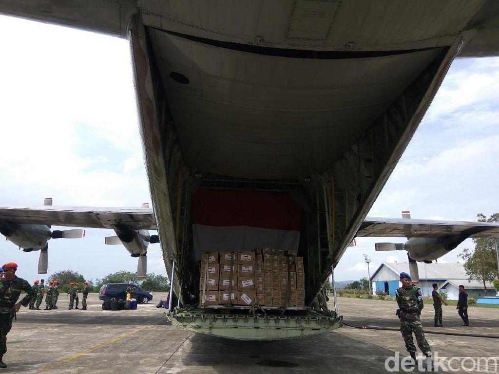 Indonesia Kembali Kirim 10,5 Ton Bantuan untuk Pengungsi Rohingya