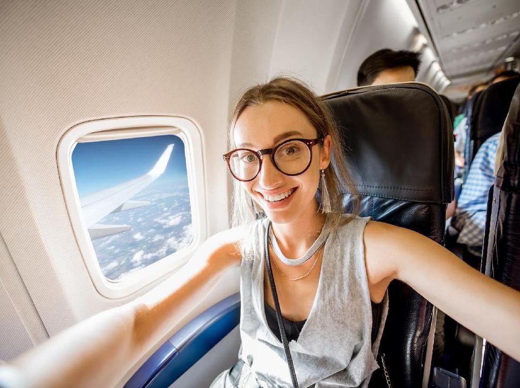 Mengenal Hak Penumpang Pesawat di Amerika dan Uni Eropa