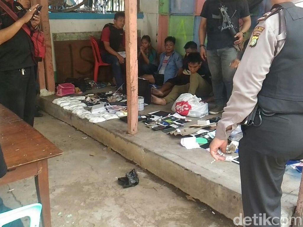 Bahan Sabu Disita dari Kampung Ambon, Sandi Teringat Film Narcos