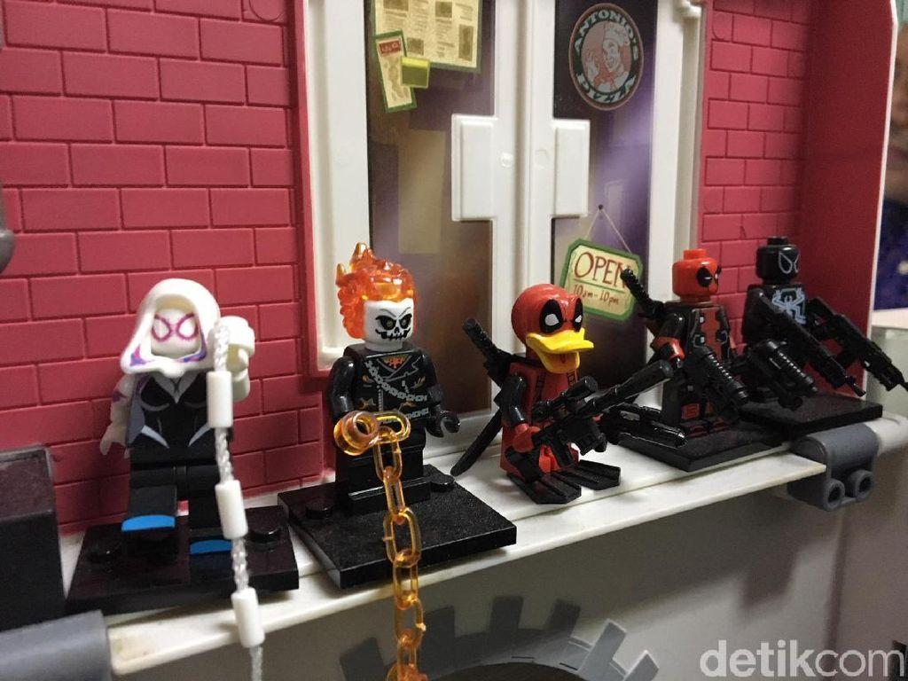 Mainan SNI Dibatasi Jumlah, Kolektor: Kalau Lego Bagaimana Hitungnya?