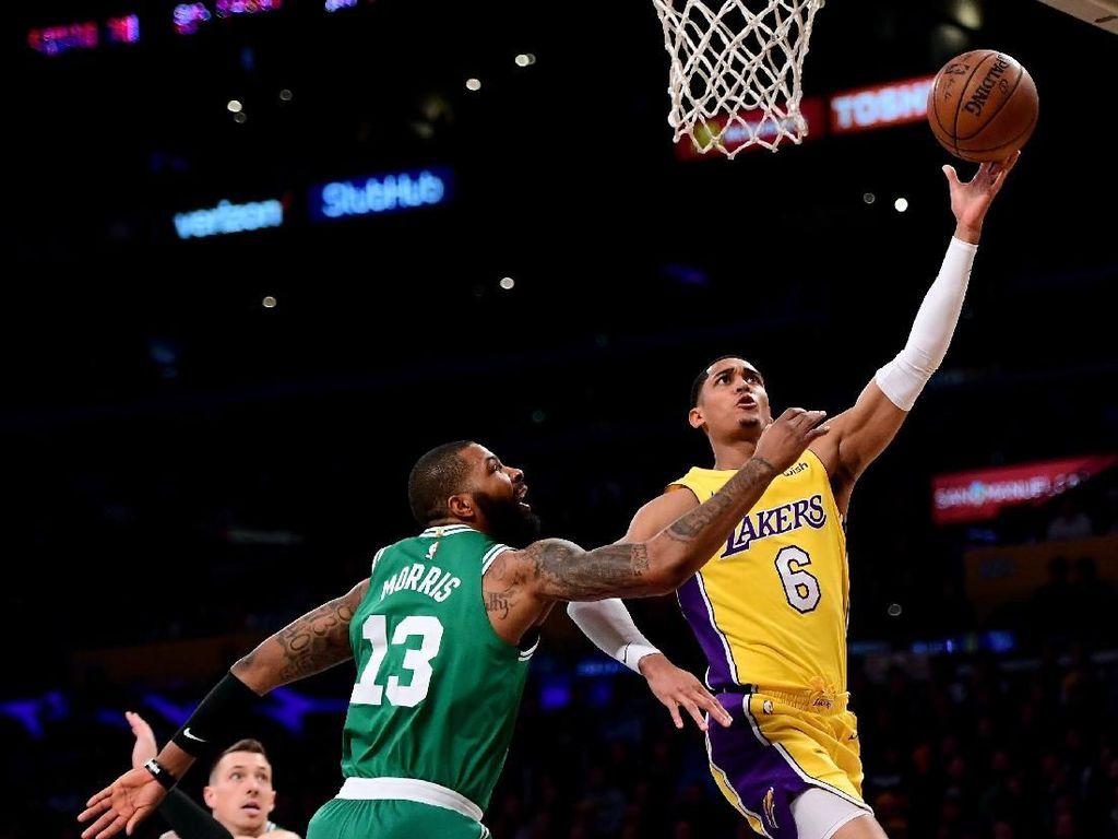 Lakers Bungkam Celtics Secara Dramatis