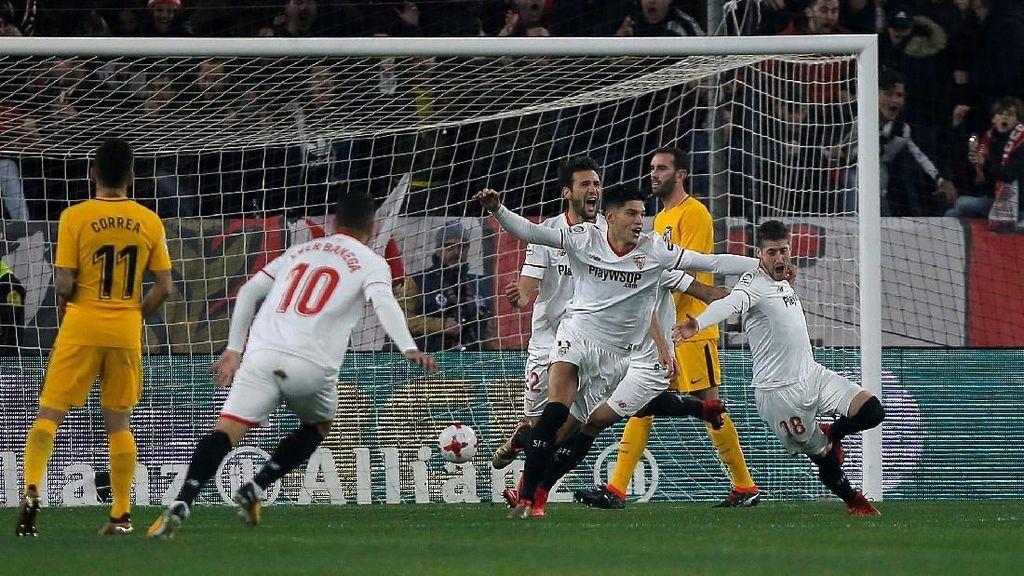 Sevilla ke Semifinal Usai Singkirkan Atletico