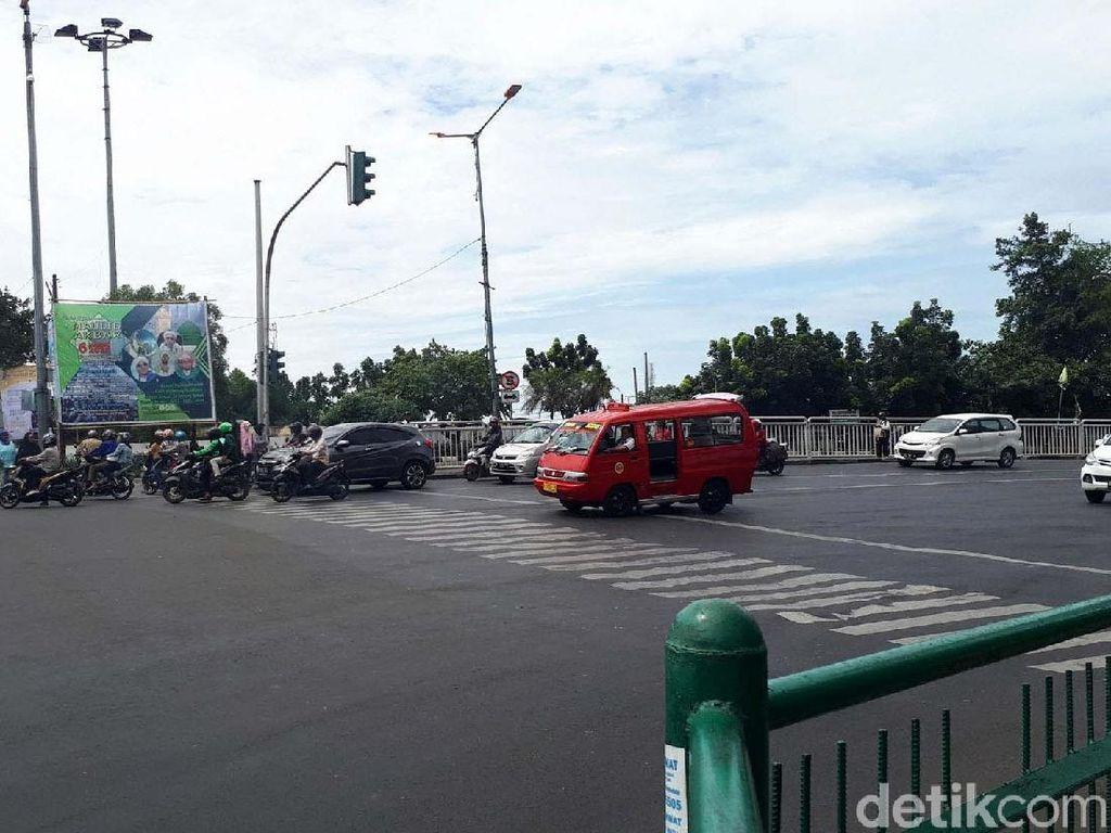 Menelusuri Calon Rute LRT Ratu Prabu di 100 Hari Anies-Sandi