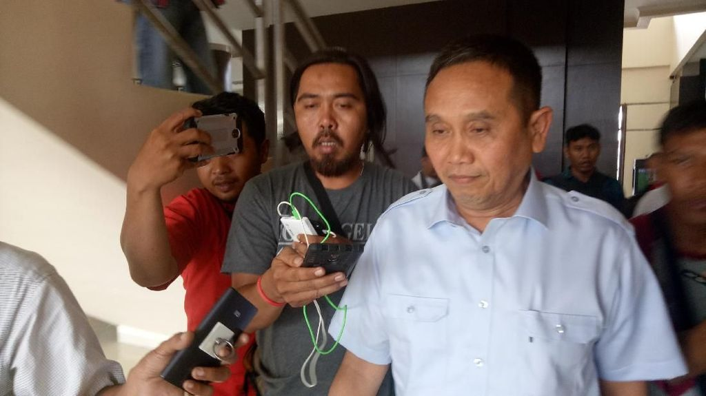 Kasus Akil Mochtar, Eks Sekda Kota Palembang Diperiksa KPK